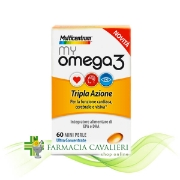MULTICENTRUM MYOMEGA3 60CPS