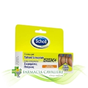 SCHOLL CREMA PER TALLONI SCREPOLATI AKTIVE REPAIR K+ 60 ML