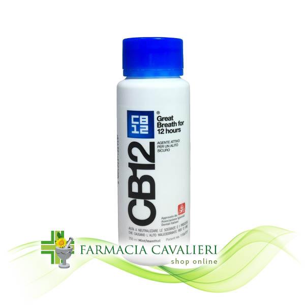 CB12 COLLUTORIO 250ML