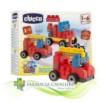 the latest a9bfa 34d80 CHICCO GIOCO COSTRUZIONI VEICOLI SET 20PZ