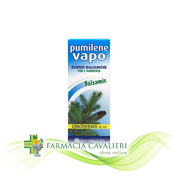PUMILENE VAPO CONCENTRATO BALSAMIC 40ML