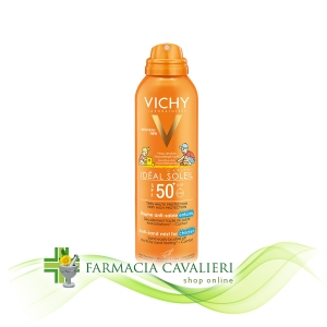 VICHY IDEAL SOLEIL SPRAY ANTI SABBIA KIDS SPF 50+ 200ML