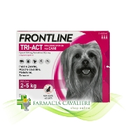 FRONTLINE TRI-ACT 2-5kg 3PIP 0,5ML