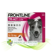 FRONTLINE TRI-ACT 5-10kg 3PIP 1ML