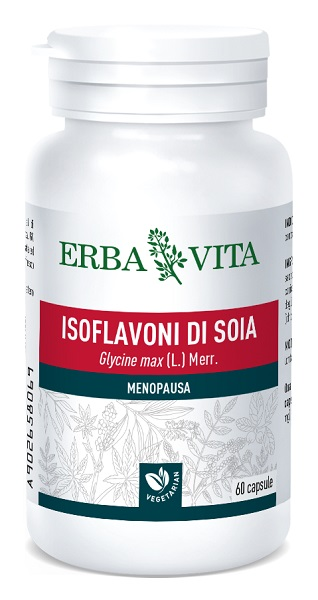 ISOFLAVONI SOIA 60CPS 450MG