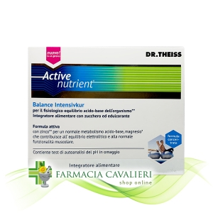 DR. THEISS BALANCE INTENSIVKUR 7 FIALETTE 25ML